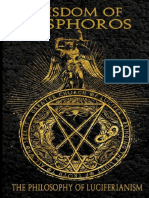 Wisdom of Eosphoros the Luciferian Philosophy - Michael W. Ford