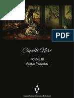 Capelli Neri Akiko Yosano Mss