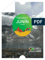 Estrategia Regional de Cambio Climatico de la region Junin