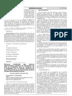 Revocan resolución que declaró improcedente solicitud de inscripción de lista de candidatos para el Congreso de la República por el distrito electoral de Lima Provincias de la organización política Partido Nacionalista Peruano