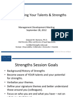 Strengths (1)