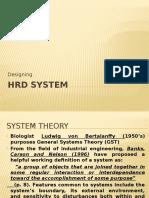 Designing HRD System and Dev HRD Strategies