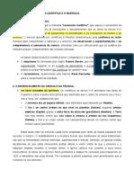 A REVOLUCIÓN CIENTÍFICA NO S. XVII