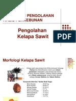 Pabrik Kelapa Sawit