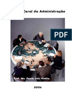Teoria Geral Da Administração 2006