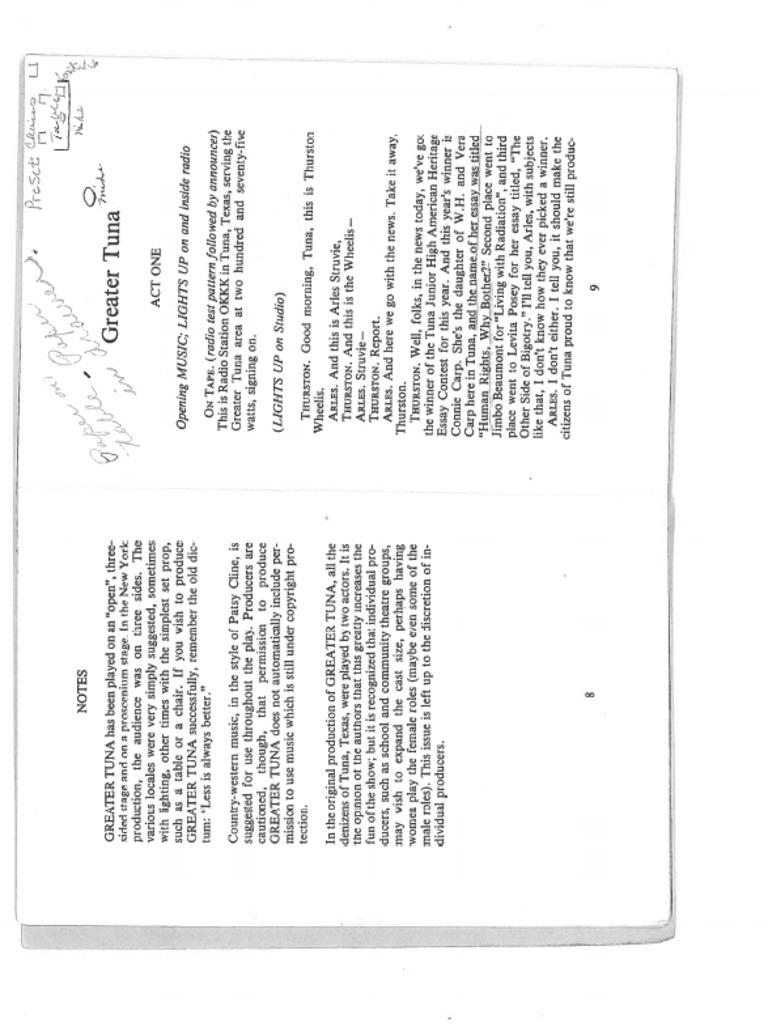 Greater tuna script 1533656448v1 fandeluxe Gallery