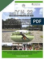 Ley 22 Carta Orgánica  Emberá - Wounaan