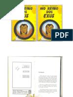 Livro No Reino Dos Exús
