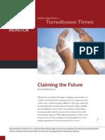 Claiming the Future