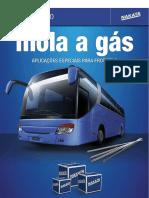Catálogo Nakata - Molas a Gas