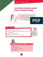 Documentos Primaria Sesiones Unidad04 QuintoGrado Matematica 5G-U4-MAT-Sesion06