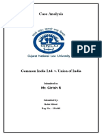 Gammon India Ltd. v. Union of India