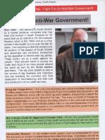 Roger Nettleship election leaflet