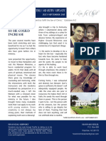 1LFC Quarterly Newsletter 3/4 2015.