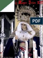 Boletín de Cuaresma, Abandono y Mayor Dolor 2016