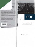 Henri Lefebvre -The-Urban-Revolution
