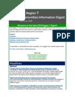 EPA Region 7 Communities Information Digest - Mar 4, 2016