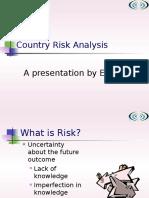 Credit Risk Analysis by Ecgc