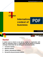 Marketing Management Chapter 01
