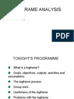 Logframe Presentation