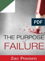 The Purpose of Failure