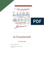 In Freundschaft - Stockhausen