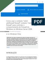 Support Microsoft Com Pt Br Servidores Firewall