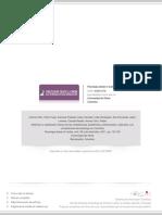 Definición y clasificación teórica de las competencias académicas, profesionales y laborales.