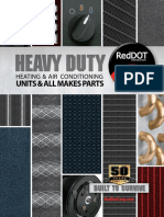 RED DOT AC Aftermarket Catalog 2015
