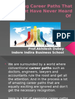 New Career Path
