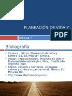 Modulo 7 Planeacion de Vida y Trabajo