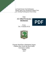 Analisis Komparatif Antara Teori Modernisasi Dan Teori Ketergantungan Terhadap Pembangunan Dunia Ketiga