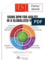 Using BPM for Agility in a Globalized World