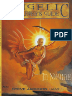 In Nomine - Angelic Players Guide