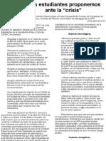 Informe Comision Poder Estudiantil