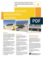 Gridconnected Photovoltaic Systems