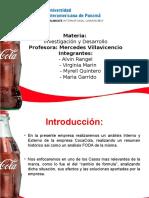 Caso de Debate Cocacola