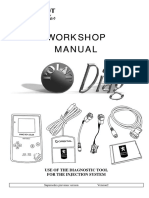 Diagnostic Manual V2 workshop manual