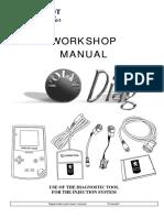 Diagnostic Manual V2 workshop manual