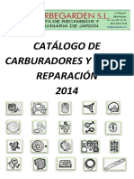Catalogo Carburadores PDF