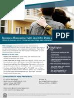 Easy Qualifiying Calfornia FHA Loans