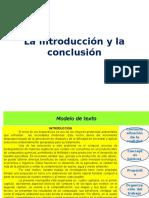La Introducción y La Conclusión (1)