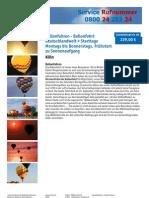 Events Online 24 Ballonfahren Ballonfahrt Deutschlandweit 80126 3