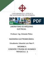 4 Conexion Trifasica DELTA DELTA Paez