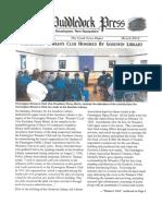 Puddledock Press - March 2016