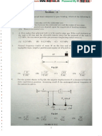 DRDO Mechanical Engineering Paper