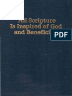 "Watchtower - ""All Scripture is Inspired of God and Beneficial"" - 1963, 1990"