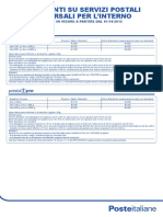 Manovra2015 Variazioni Tariffe Spedizioni Nazionali