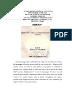 Ensayo, Derechos y Obligaciones Del Heredero. 2do Corte.