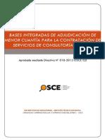 Bases Supervision San Jose Integradas
